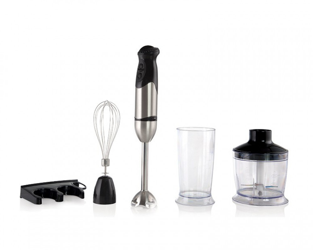 Tornado Hand Blender 400 Watt with Stainless Steel Whisk and Blades HB-400
