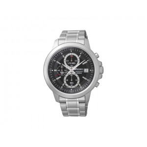 SEIKO Men's Chronograph Hand Watch with 1 year international warranty SKS445P1