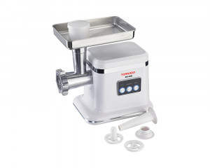 Tornado Meat Grinder 2000 Watt with Stainless Discs & Turbo Speed MG-2000