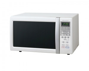 Sharp Microwave 22 Litre 800 Watt & White Color R-241R(W)