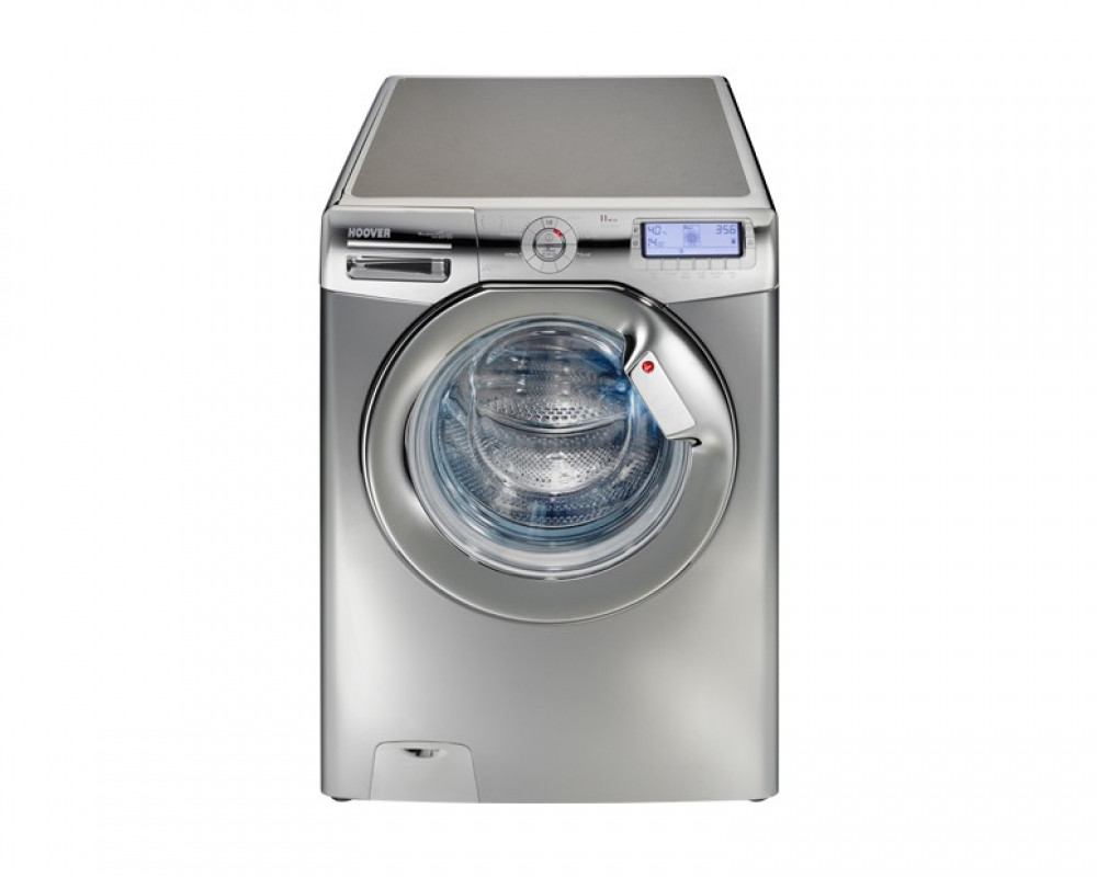 Hoover Washing Machine 11KG Fully Automatic Stainless DYN11146P8CH-80