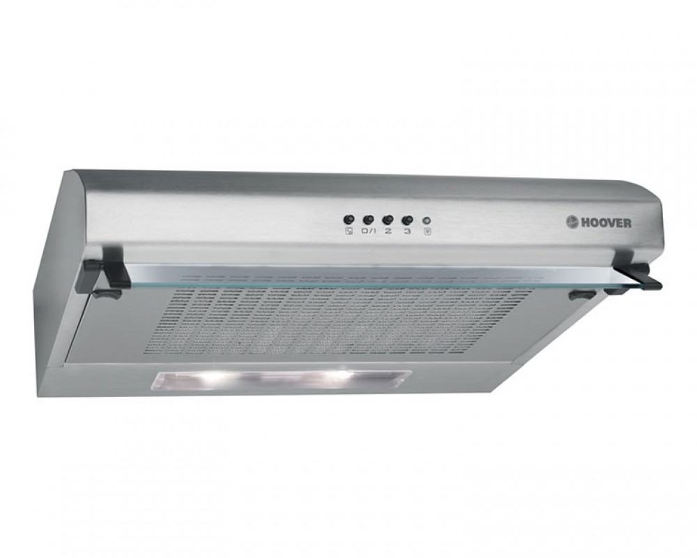 Hoover Kitchen Cooker Hood Stainless 60cm Built In HFT60/2X