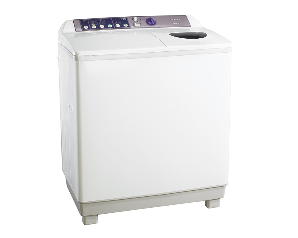 Toshiba Washing Machine 12KG Half Automatic with Two Tub VH-1230S