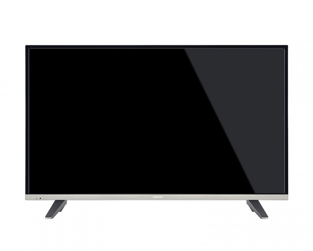 Toshiba LED TV 43 Inch Full HD with Built-in Receiver and 2 USB Movie 43L3660EA
