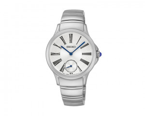 SEIKO Ladies' Hand Watch Quartz with 1 year international warranty SRKZ57P1