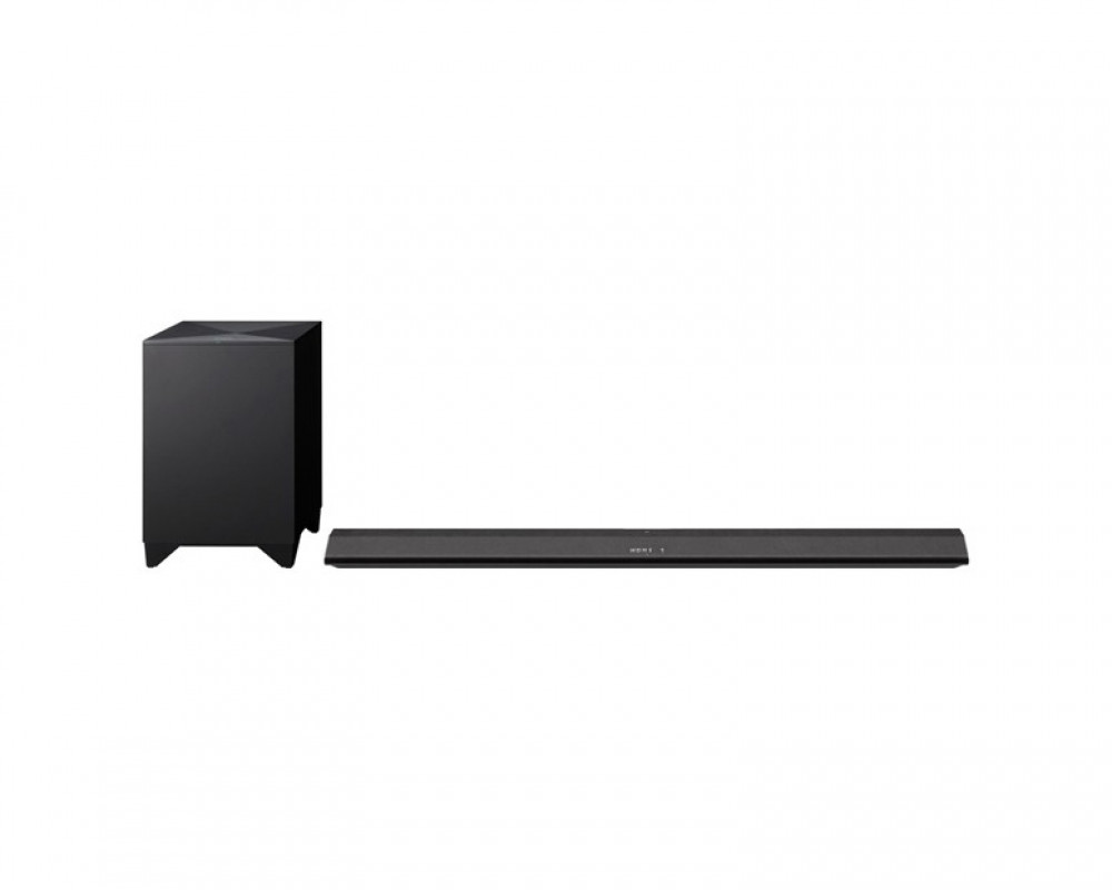Sony Sound Bar 2.1ch 330 Watt With Home Theatre System & Bluetooth HT-CT770