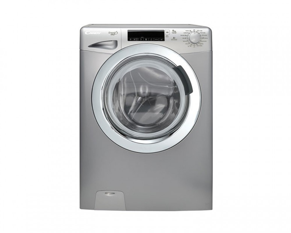 Candy Washing Machine 9KG Fully Automatic Silver GV139TCS1-EGY