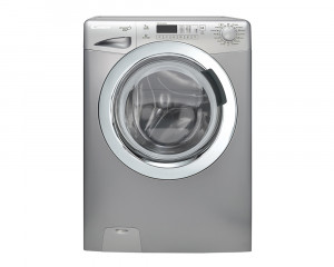 Candy Washing Machine 7 Kg Fully Automatic in Silver Color GV117DCS1-EGY