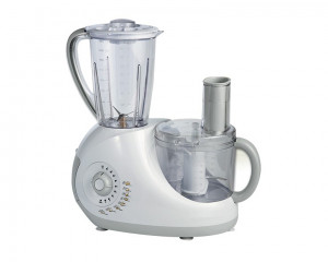 Tornado Food Processor 750 Watt with 1.5 Liter Bowl & 2 Liter Blender FP-9300G