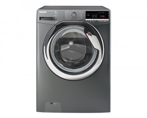 HOOVER Washing Machine 8 Kg Fully Automatic in Silver color DXOA38AC3R-EGY