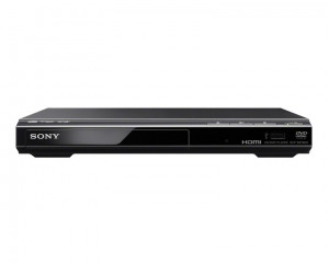 Sony DVD Player with 1 HDMI & 1 USB DVP-SR760HP