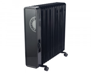 Tornado Oil Heater 15 Fins 2800 Watt With 3 Heat Settings & Digital Screen TOH-15D