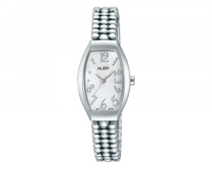ALBA Ladies' Hand Watch Fashion Stainless Steel Band & Water Resistant AH8259X1