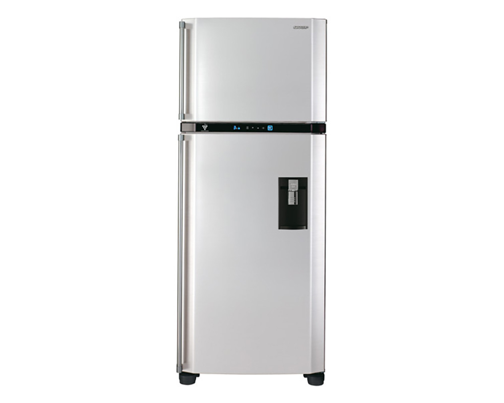 Sharp Refrigerator 2 Door 662L in Stainless Color SJ-PD73S-HS