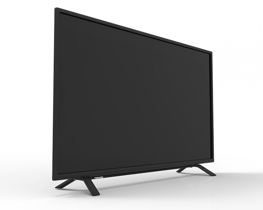Toshiba LED TV 55 Inch Full HD with 2 USB and 3 HDMI Inputs 55L160MEA