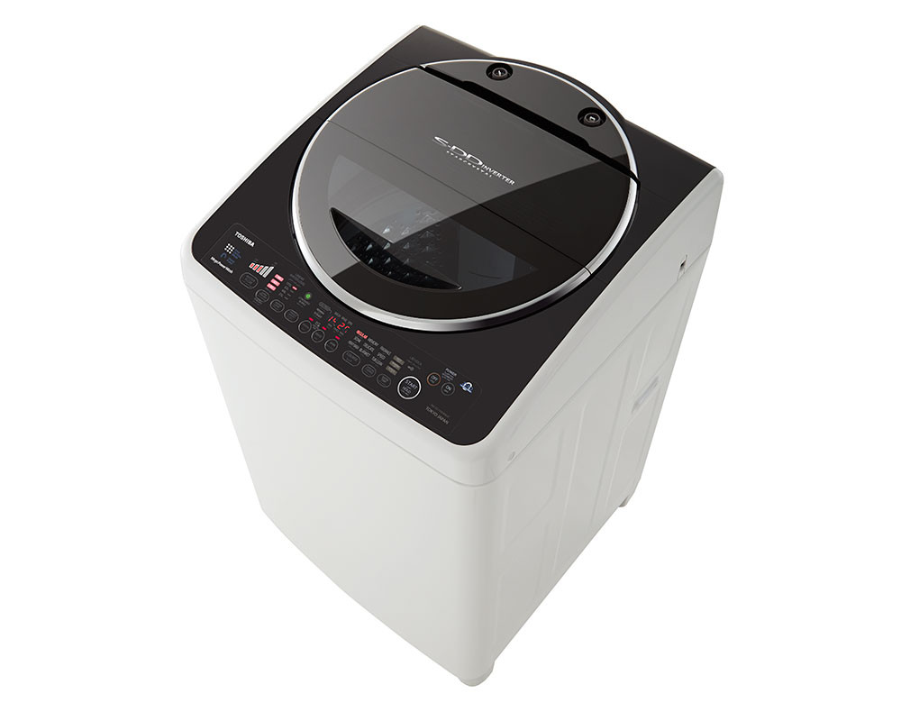 Toshiba Washing Machine 17KG Fully Automatic Top Loading Inverter with Drain Pump AEW-DC1700SUP