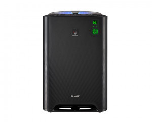 Sharp Air purifier Plasmacluster Area 26m2 With Humidifying Filter KC-A40SA-B