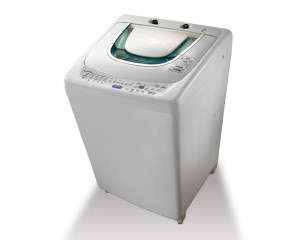 Toshiba Washing Machine 11 KG Top Automatic with Pump in White color AEW-1170SUP