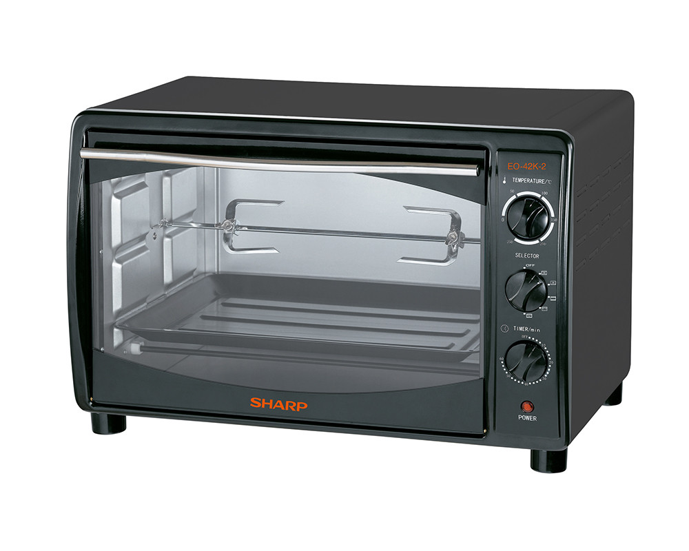 Sharp Electric Oven 1800 Watt 42 Litre with Fan & Convection Function EO-42K-2