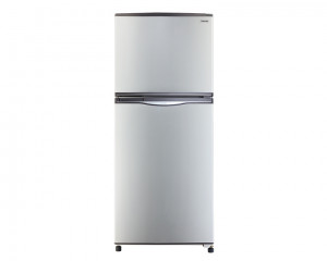 Toshiba Refrigerator 328 Litre 2Door No Frost in Silver Color GR-EF37-S