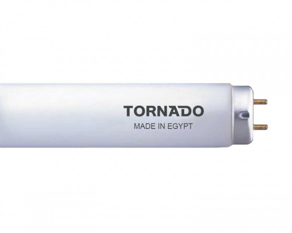 Tornado Daylight Fluoroscent Lamp 38 Watt White Light FL40T9/38D(T)
