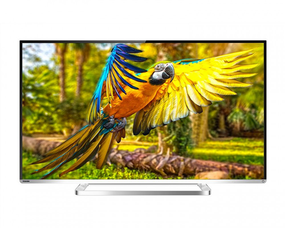 Toshiba LED With Android 55 Inch Smart TV With 2 USB Inputs Full HD 55L5450EA