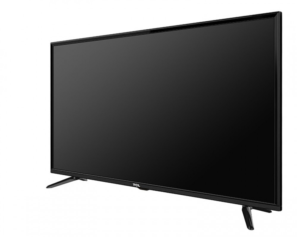 TCL LED TV 40 Inch Full HD with 2 USB Movie and 2 HDMI 40D2710S