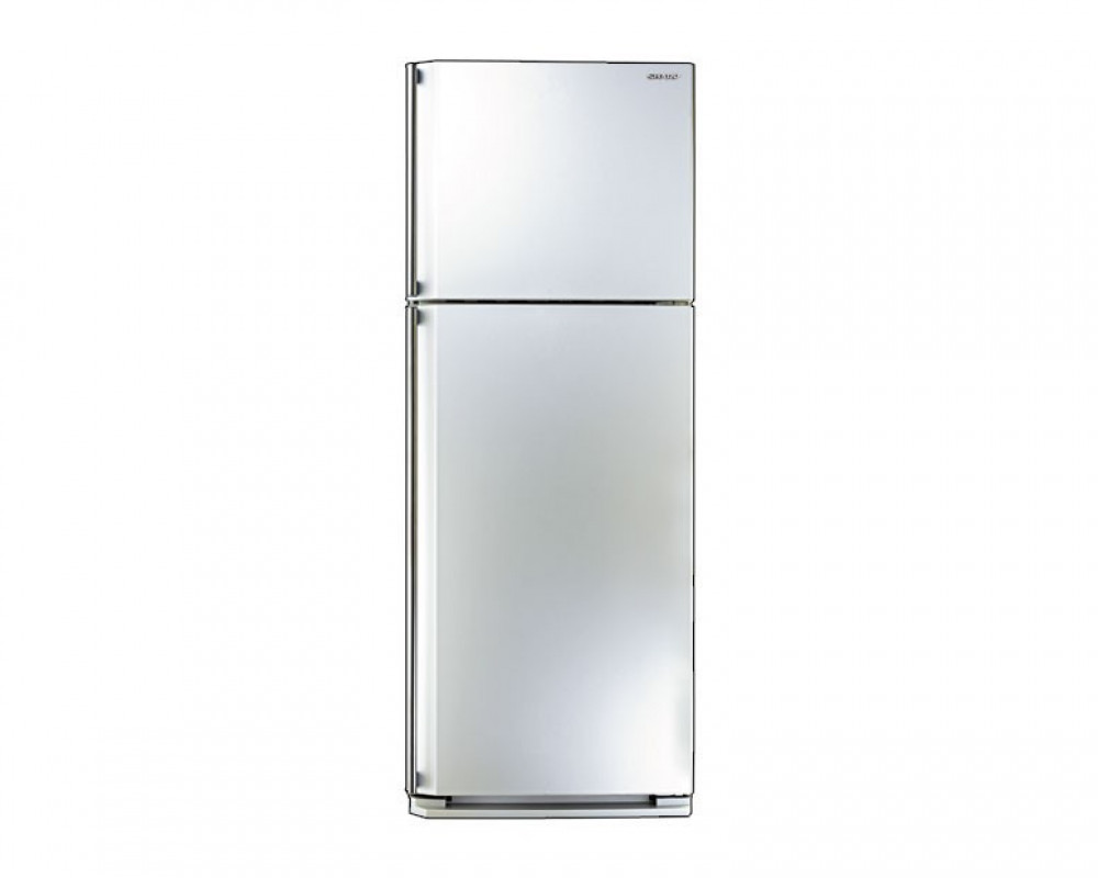 Sharp Refrigerator 449 Litre White Color No frost with Ag+ Nano Deodorizer Filter SJ-58C(W)
