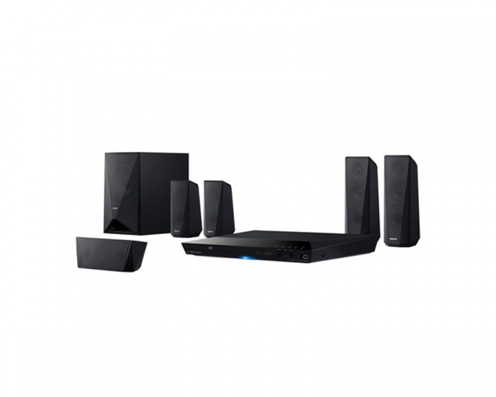Sony Home Theater System 5.1ch 1000 Watt With DVD & Bluetooth DAV-DZ350