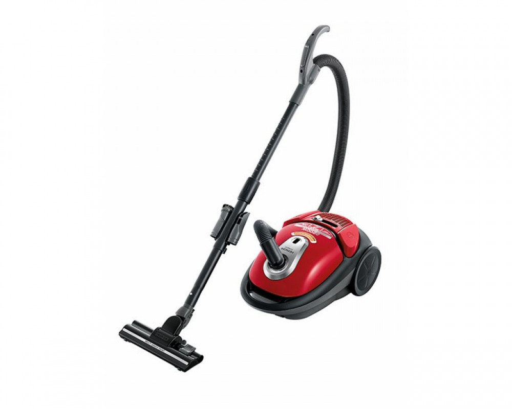 Hitachi Vacuum Cleaner 2200 Watt with Telescopic Pipe and Nano Titanium Filter CV-BA22V