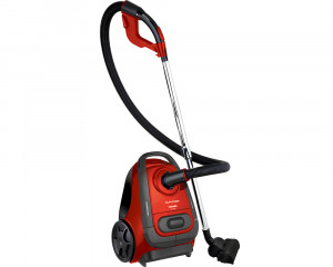 Toshiba Vacuum Cleaner 2500 W with 2 Motors and Dusting Brush & Red color VC-EA300