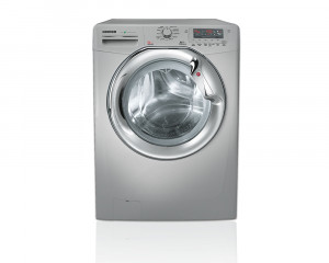 Hoover Washing Machine 8KG Fully Automatic Silver Color DYN8145DS2-EGY