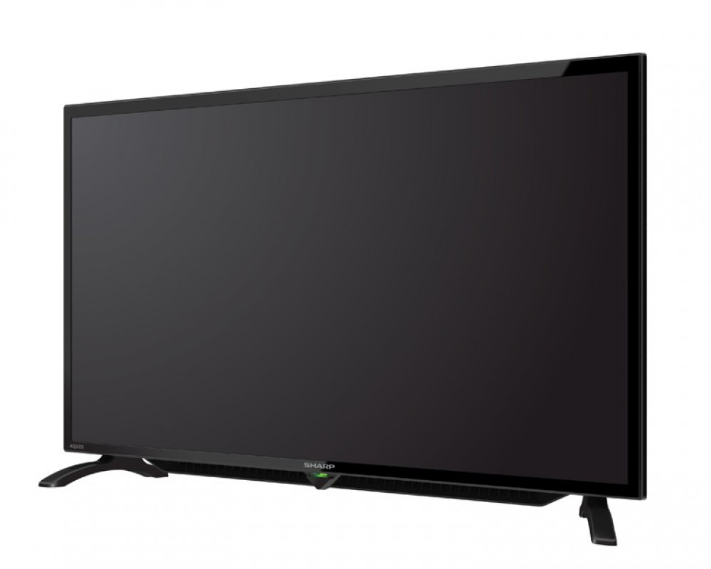 Sharp LED TV 32 Inch HD with 1USB Movie & 2 HDMI Inputs LC-32LE2800X