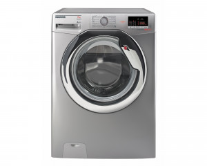 Hoover Washing Machine 7Kg Fully Automatic in Silver color DXOC17C3R-EGY