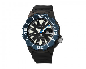 SEIKO Men's Hand Watch Prospex with rubber band & water resistance SRP581K1