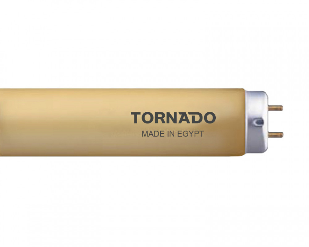 Tornado Warm Fluorescent Lamp 19 Watt Yellow Light FL20T9/19WW(T)