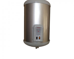 Tornado Electric Water Heater 55 Litre with LED Indicator in Silver color EHA-55TSM-S