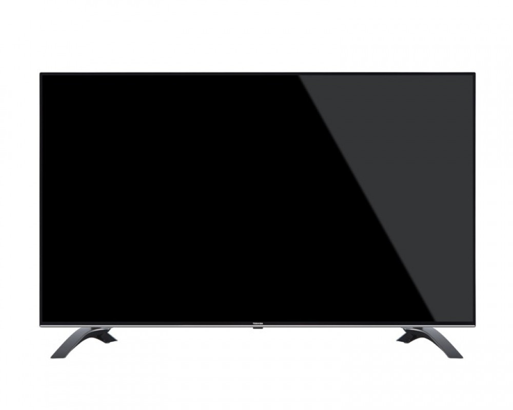 Toshiba LED TV 55 Inch Full HD with Built-in Receiver & 2 USB inputs 55L3660EA