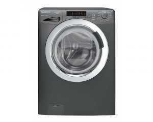 Candy Washing Machine 8 KG Fully Automatic Silver Color GVS128DC3R-EGY