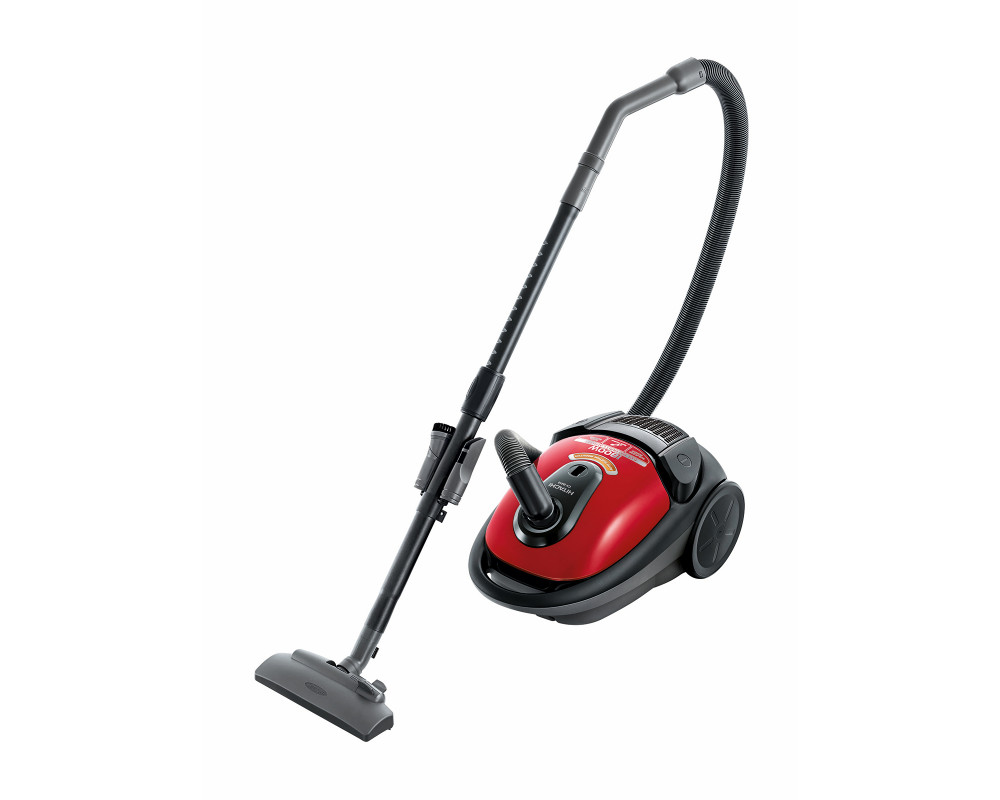 Hitachi Vacuum Cleaner 1800 Watt with Nano Titanium Filter in Red or White Color CV-BA18
