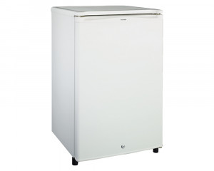 Toshiba Refrigerator 1 Door 102L Mini Bar Defrost in White color GR-E91EK(W)