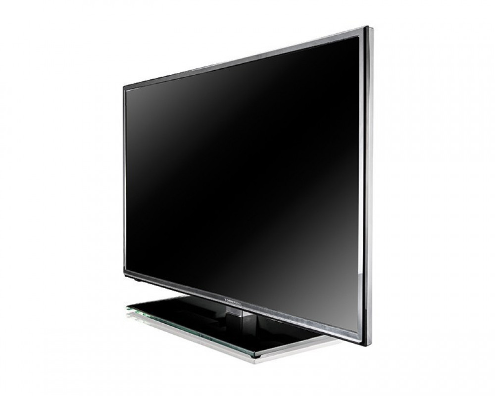 Tornado LED TV 40 Inch Full HD With 2 USB and 3 HDMI 40ED4400TY