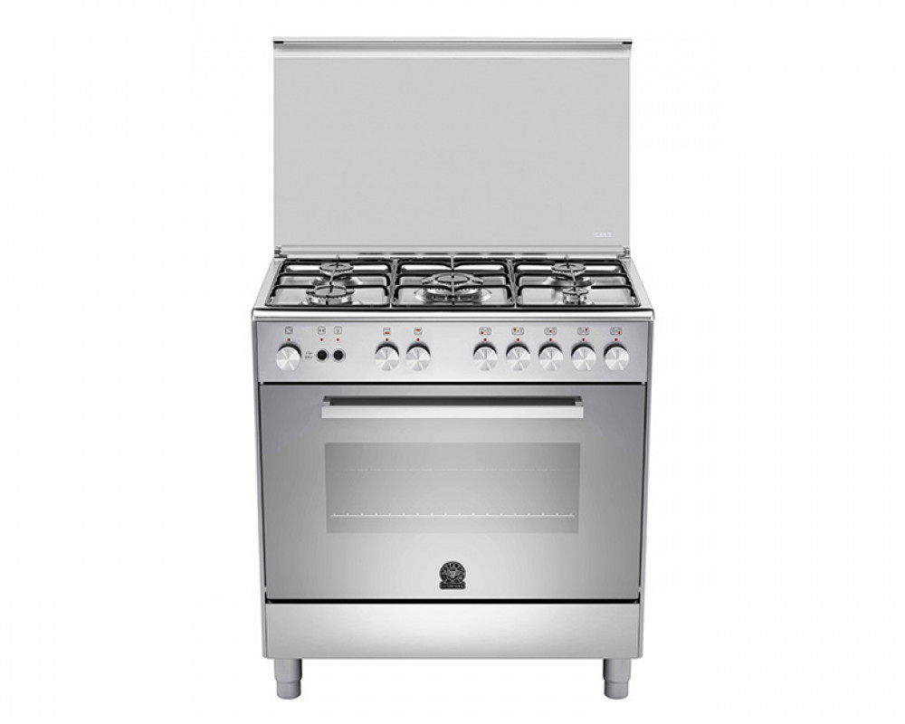 La Germania Cooker 5 Gas burners 50x80 with Oven & Grill TU85C31DX