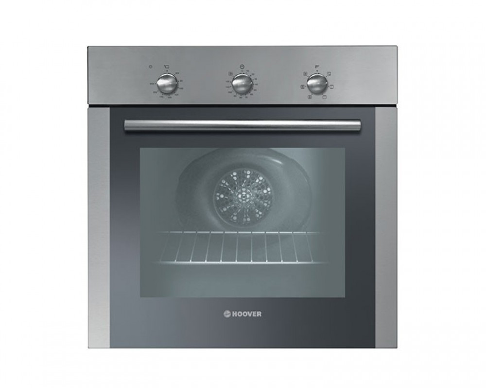 Hoover Electric Oven 60CM Stainless Steel With Convection Fan and Grill HOC1060/6X