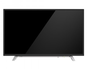 TOSHIBA LED TV 43 Inch Full HD with 1 USB and 2 HDMI Inputs 43L261MEA