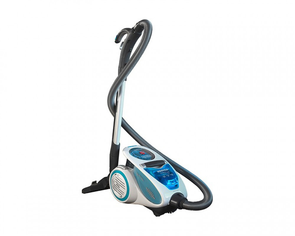 Hoover Vacuum Cleaner 1500 Watt with Cyclone Technology and Carpet Floor Turbo Nozzle TXP1520020