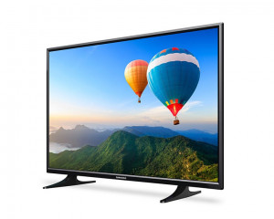 Tornado LED TV 39 Inch HD with 1 USB & 2 HDMI 39M1380