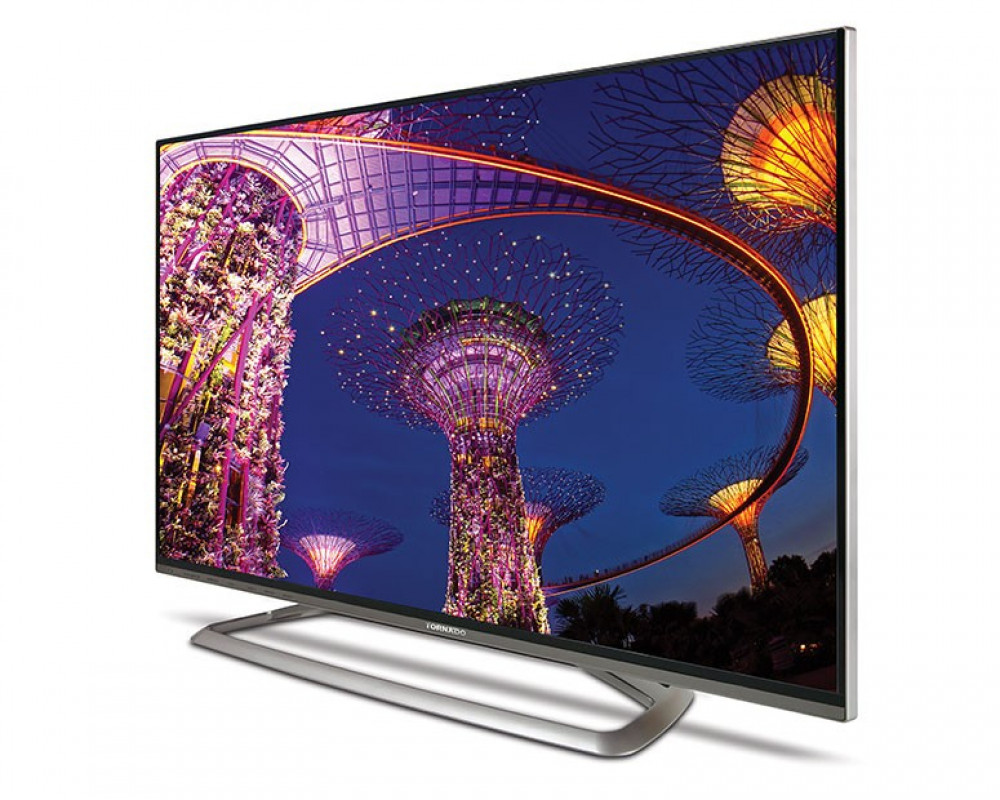 Tornado Smart TV 4k2k LED 3D 50 Inch 50UD4700 _1