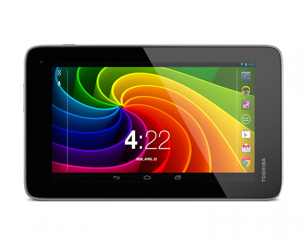 Toshiba Tablet 7inch 16GB AT7-B619