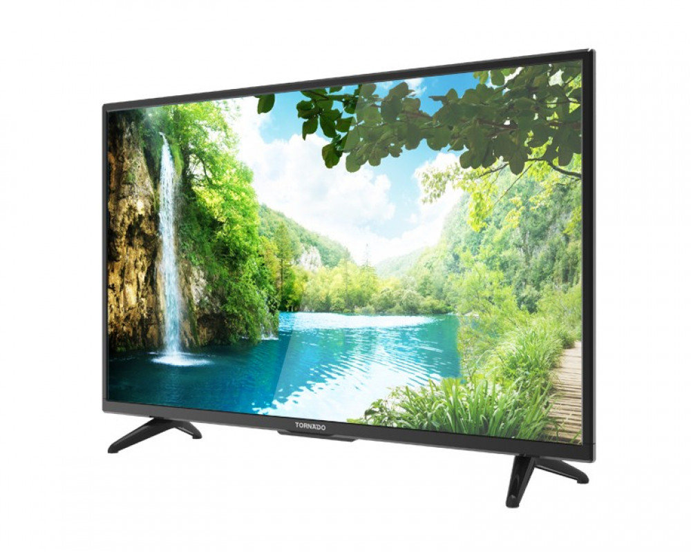 Tornado LED TV 40 Inch Full HD with 2 USB Movie 40ED3170